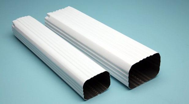 K Style Aluminium Guttering
