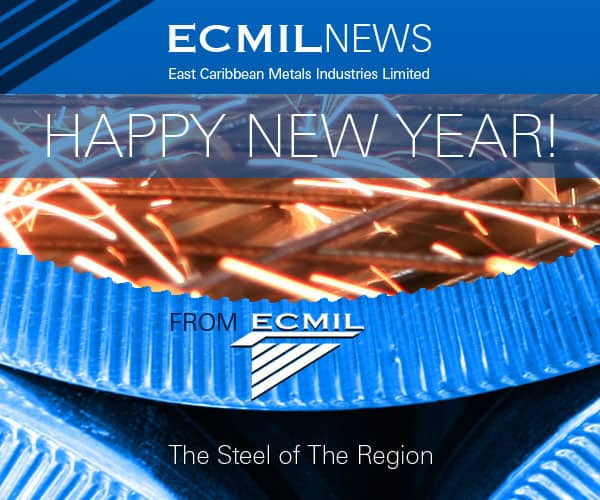 Happy New Year! from The Steel of The Region!