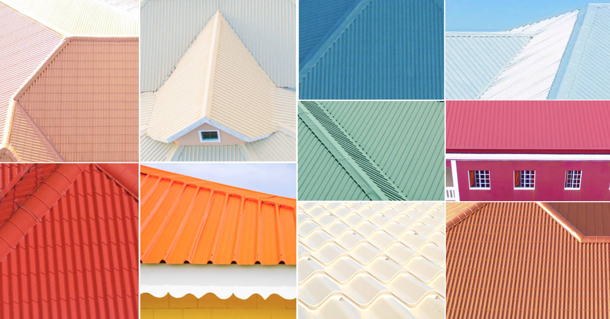 high performance roof sheeting